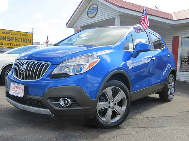 "2013 Buick Encore ""Convenience"" AWD"