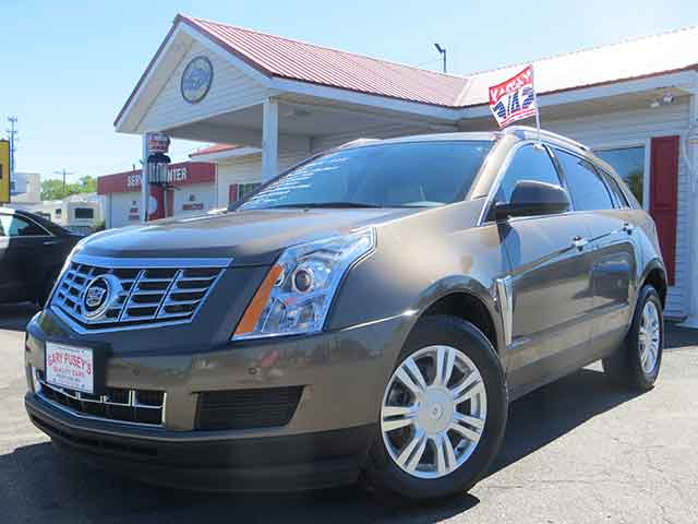 "2014 Cadillac ""SRX"" AWD Luxury"