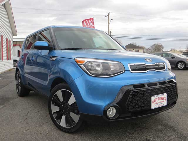 2016 Kia Soul+ with ONLY 10,k miles!