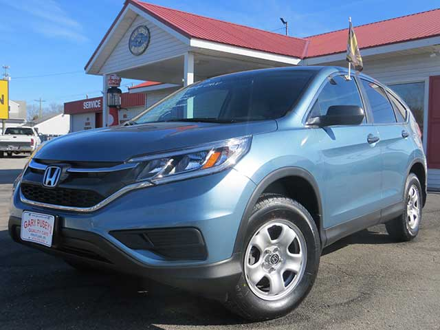 "2015 Honda CR-V ""LX"" AWD"