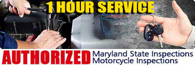 Authorized Maryland Inspections