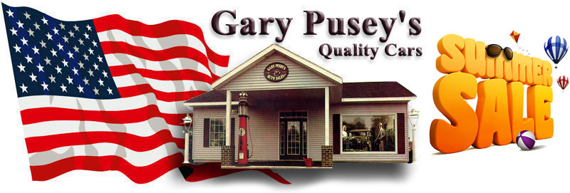 Gary Pusey's Quality Cars in Fruitland Maryland