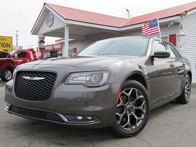 "2016 Chrysler 300 ""S"" AWD Low Miles with Navigation"