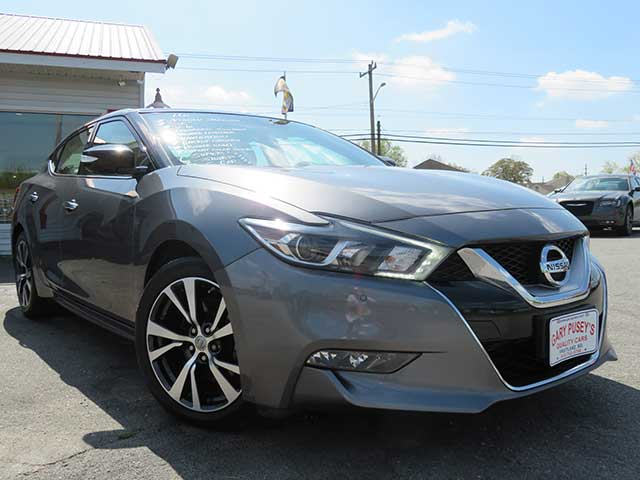 "2016 Nissan Maxima ""SL"" Nav./Pan. Roof/Leather"