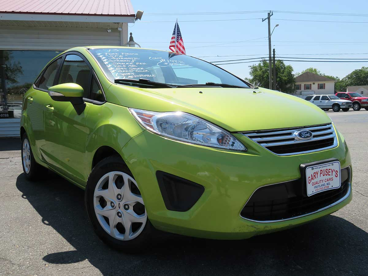 "2013 Ford Fiesta ""SFE"" VERY AFFORDABLE GAS SAVER!!"