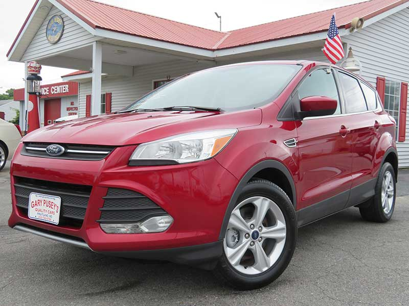 "2015 Ford Escape ""SE"" 4x4 Panoramic Sunroof"