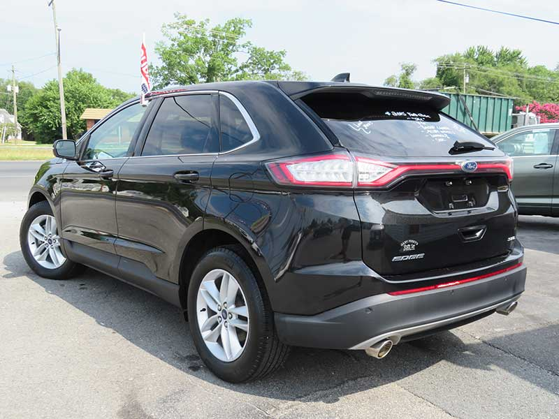 "2015 Ford Edge ""SEL"" Low Miles"