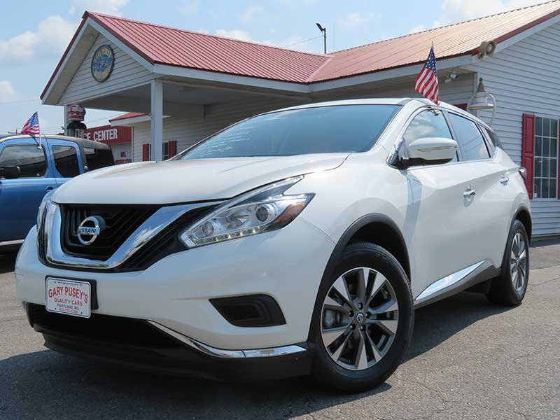 "2015 Nissan Murano ""S"" AWD ONLY 13 k miles Fruitland and"