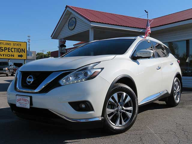 "2015 Nissan Murano ""SL"" AWD ONLY 23,k miles!! Nav./Leather"