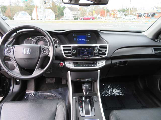 2015 Honda Accord EX-L ONLY 15,k miles Sunroof/Leather