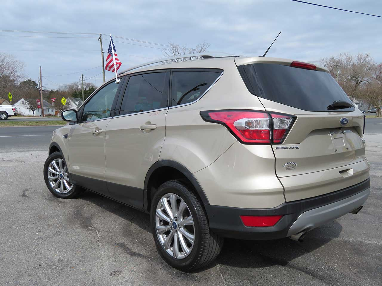"2017 Ford Escape ""TITANIUM"" 4x4"