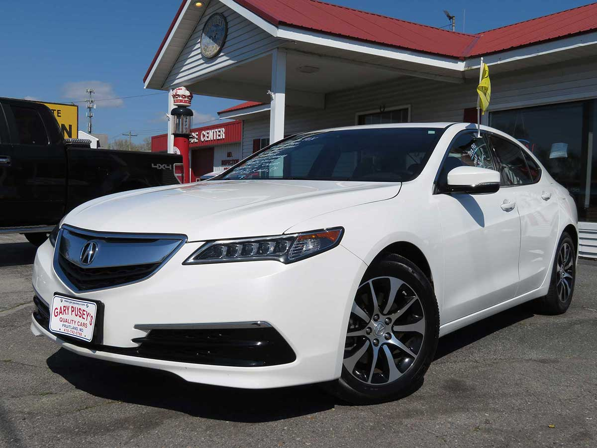 2017 Acura TLX Tech pkg. ONLY 26,k miles/Local 1 Owner!