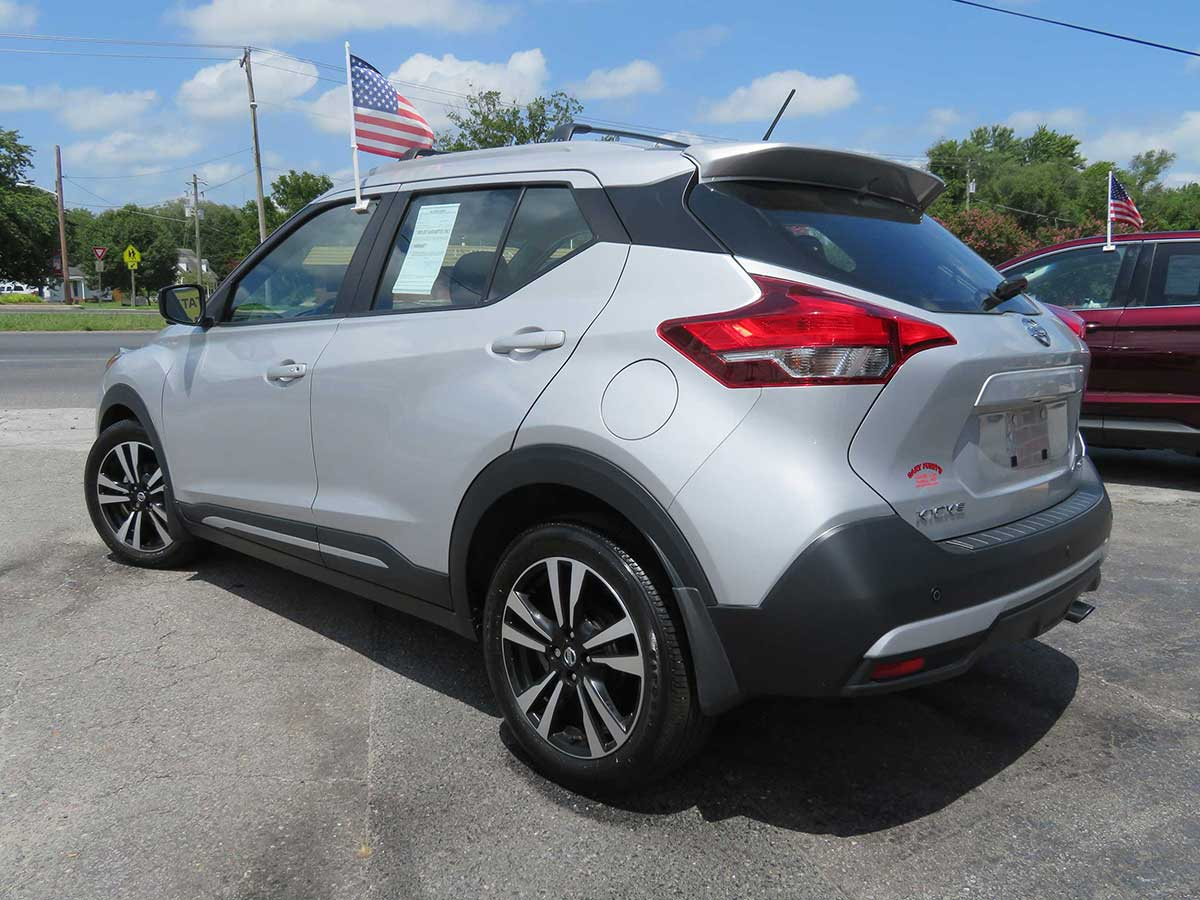 "2018 Nissan Kicks ""SR"" ONLY 7,k miles!!"