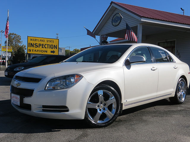 "2011 Chevrolet Malibu ""2LT"" Only $219 mo. with $1,000 dwn.!!"